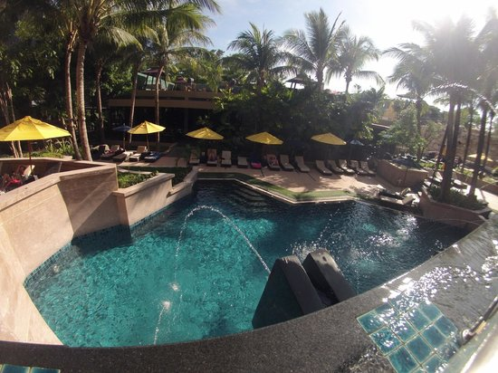 Novotel Phuket Kata Avista Resort and Spa : Piscine du bas