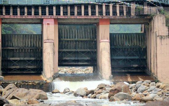 Bindu Dam: Bindu Barrage
