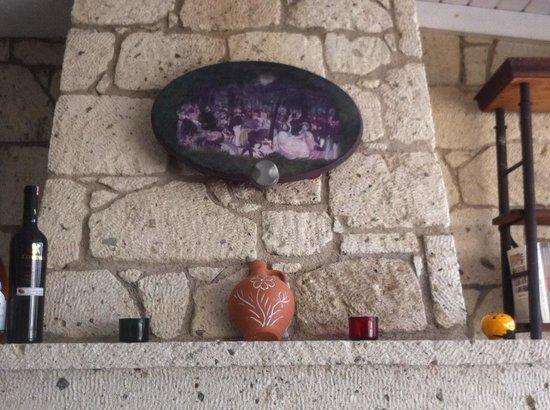 YuGa Alacati: Wall
