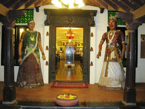 INDeco Swamimalai: Restaurant