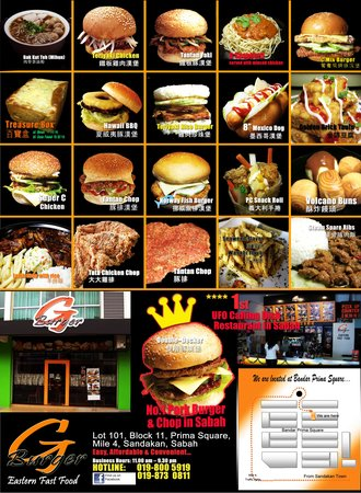 G Burger Fast Food