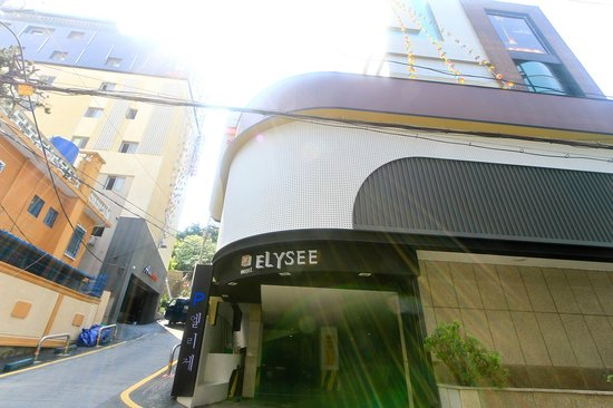 Elysee motel updated 2017 prices hotel reviews busan for Boutique hotel ytt nampo