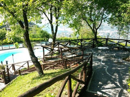 Hotel Prestige Sorrento: Giardini