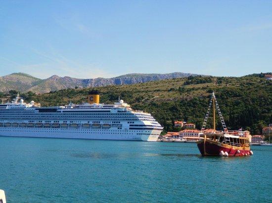 Hotel Lapad: Harbour