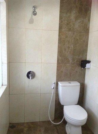 Grha Ciumbuleuit Guest House: Bathroom
