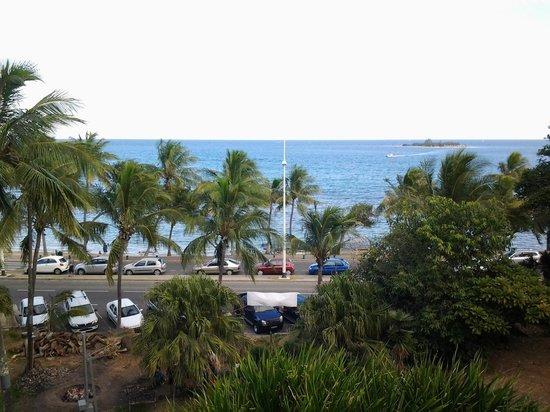 Le Surf Hôtel : Ocean view