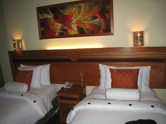 Casa del Sol Machupicchu: Nice Beds