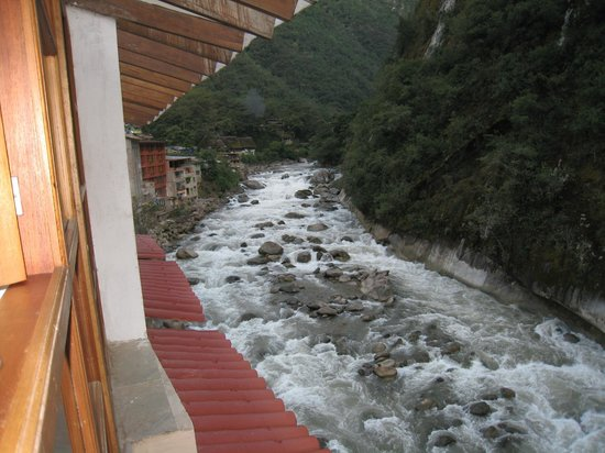 Casa del Sol Machupicchu: Urubamba river