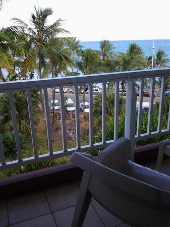Le Surf Hôtel : Balcony