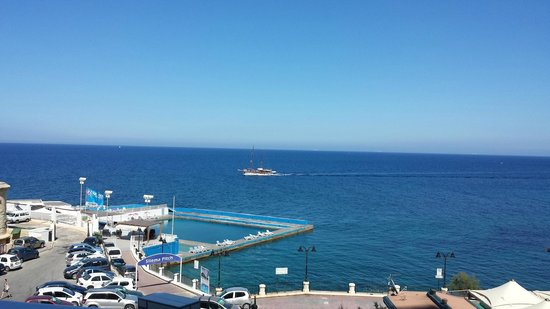 Preluna Hotel & Spa: View from room 3109.