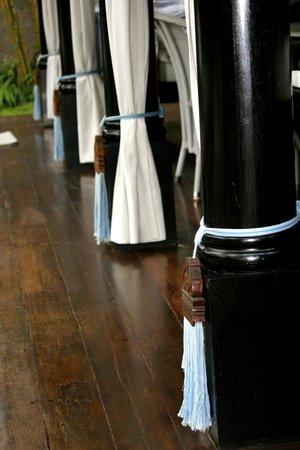 Villa Samuan: Detail