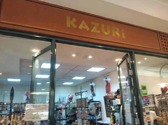 Kazuri Beads Factory: The KEZURI BREADS