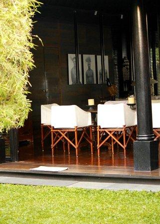 Villa Samuan : Dining