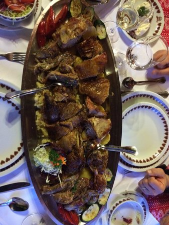 Restaurant Šestinski Lagvić