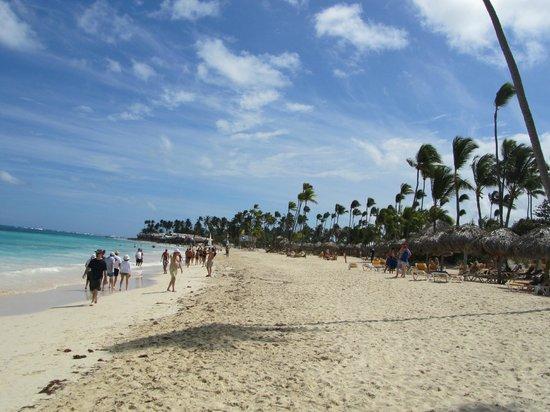 Iberostar Bavaro Suites: пляж