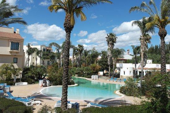 PortAventura Hotel PortAventura: Вид из нашего номера