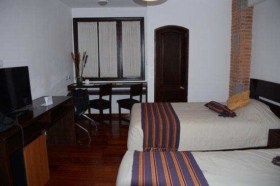 La Casona Hotel-Boutique : la mia stanza