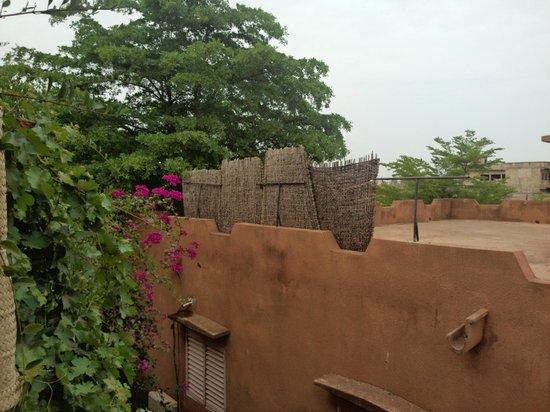 Y'A Pas de Probleme Hotel: Rooftop