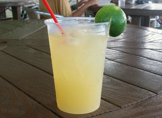 White Sands Negril: one drink special :)