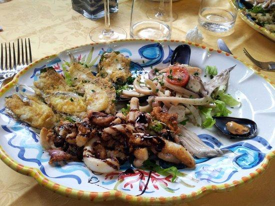 Costa Diva Restaurant: Che sapori!!