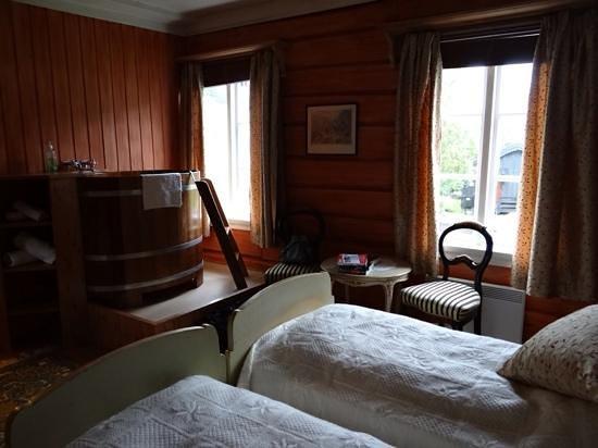 Roisheim Hotel: une des chambres
