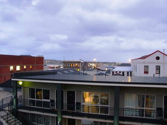 Dunedin Palms Motel: Outdoor View