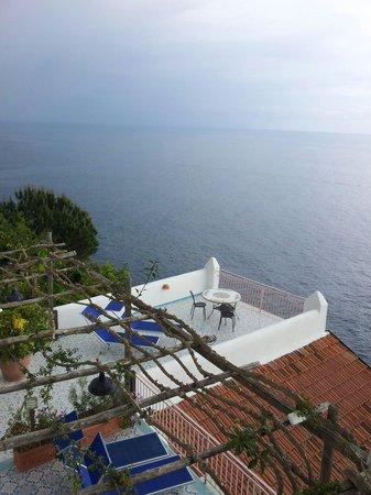 Costa Diva Restaurant: Un panorama mozzafiato