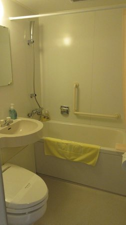 Folkloro Kakunodate: Bathroom