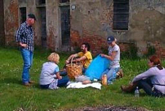 Castellare di Tonda Resort & Spa: Tuscan picnic