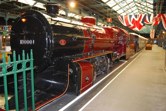 National Railway Museum: The Royal Train