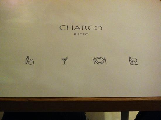 Charco Bistro: iconografias de El Charco