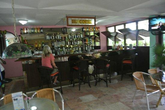 Islazul Mar del Sur Aparthotel: Лобби-бар