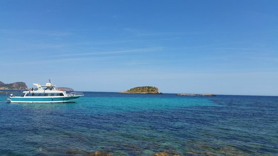 Alua Miami Ibiza : Amazing sea views from Es Canar