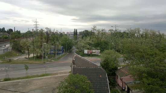 Hotel Chesscom: View from room