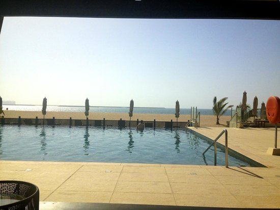 Waldorf Astoria Ras Al Khaimah: Lap Pool - Adults Only
