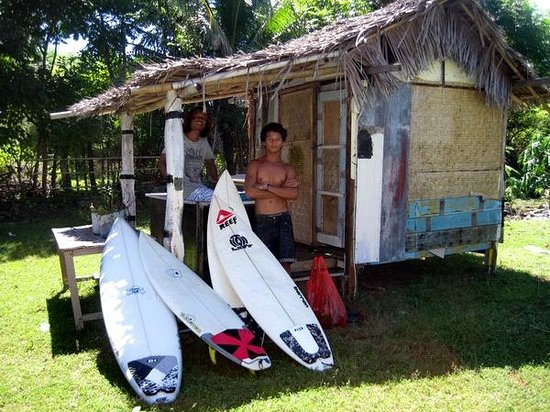 The Exile Surfboard Repair