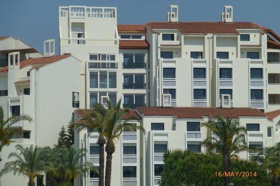 SENTIDO Perissia: Part of the hotel