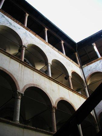 Castello del Buonconsiglio Monumenti e Collezioni Provinciali : Inside Castello Buonconsiglio