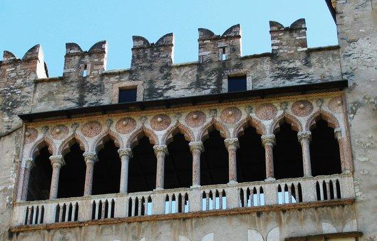 Castello del Buonconsiglio Monumenti e Collezioni Provinciali: The Gothic Arches