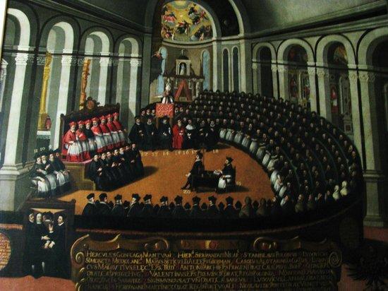 Castello del Buonconsiglio Monumenti e Collezioni Provinciali: The Council of Trent
