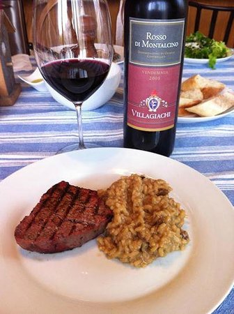 Tenuta Torciano : Tuscan lunch and wine tasting in San Gimignano winery