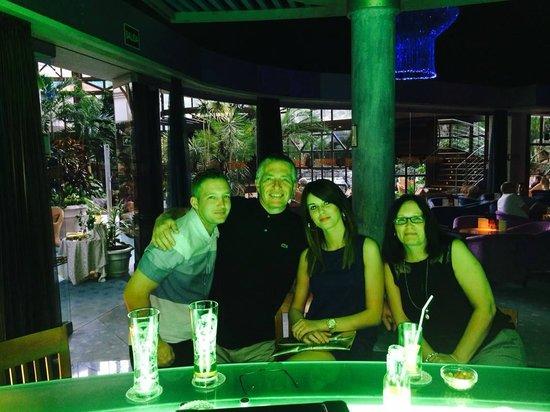 Cordial Mogan Playa: Main bar area