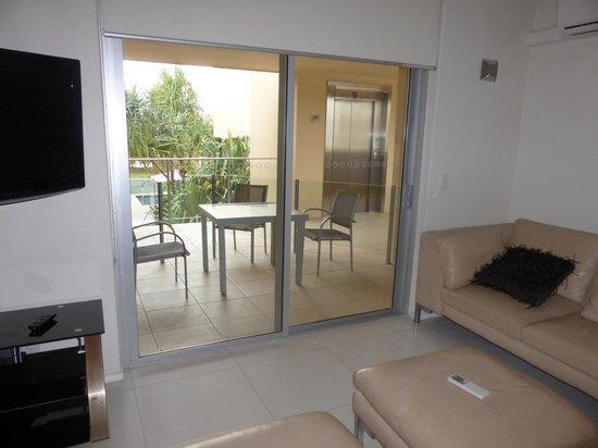 Maison Noosa - Luxury Beachfront Resort: view from room