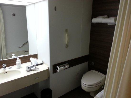Grand Prince Hotel New Takanawa : bathroom wt bathtub
