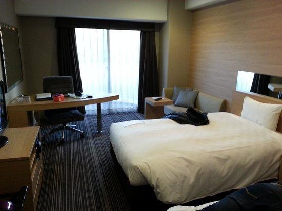 Grand Prince Hotel New Takanawa : twin room