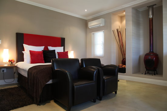 Plumwood Inn: Luxury Room