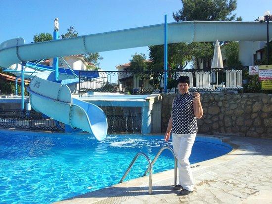 Orka Club Hotel & Villas: Pool area