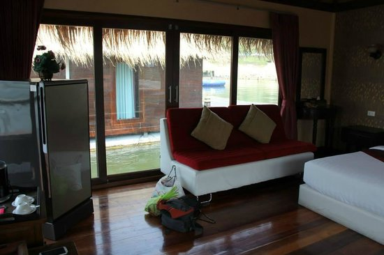 Lake Heaven Resort and Park : loung
