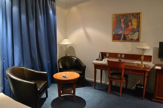Hotel Du Nord Copenhagen : Номер
