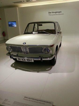 BMW-Museum: старичок.....